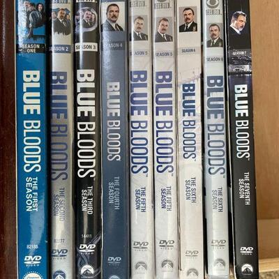 Blue Bloods DVD Series