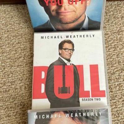 Bull on DVD