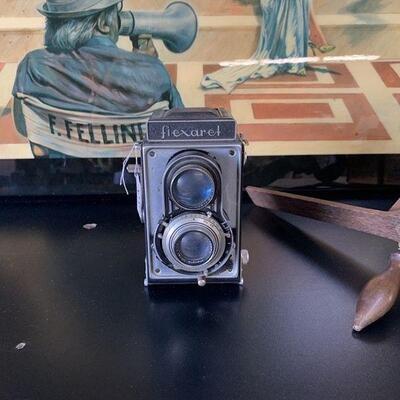 Flexaret Camera Figure Collectible