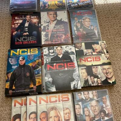 Tons of NCIS on DVD