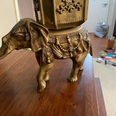 Brass Elephant