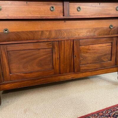 Antique Victoria Sideboard