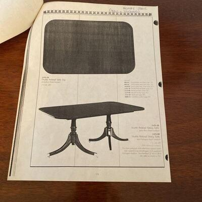 Hickory Chair Company Dining Table (Table Only)