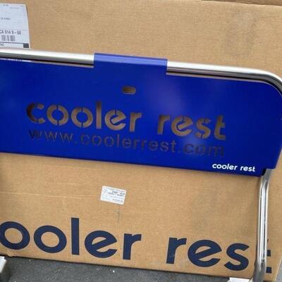 EW- Yeti Cooler Rest - Blue