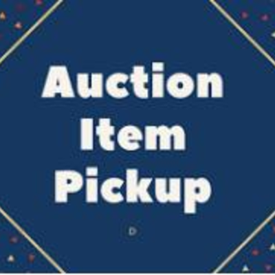 Lot 4 - Auction Pick-Up/Shipping
