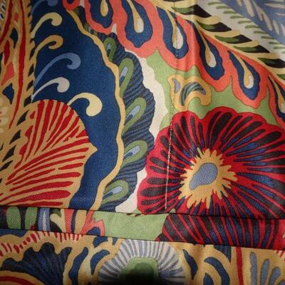 New Pier One Curtain Panel - Vibrant Paisley Curtain Panel 50