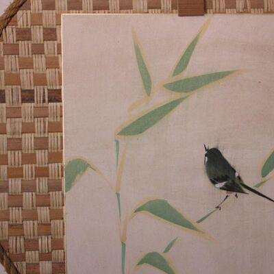 Lot 8 Japanese Wall Art