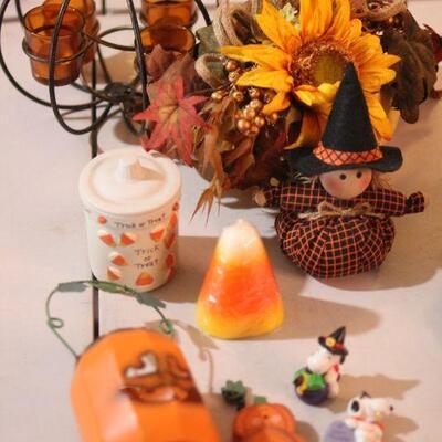 Lot 16 Autumn/Fall Décor