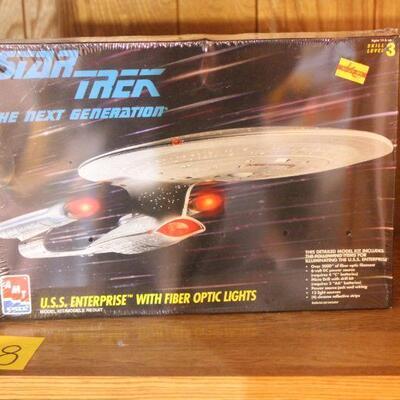 Lot 28 NEW IN BOX Star Trek The Next Generation Toy 1991