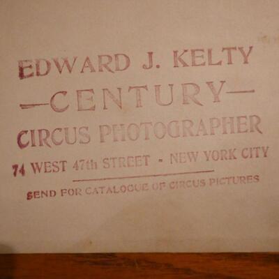 Circus parade by Edward J. Kelty