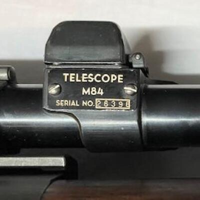LOT#1: Springfield Armory M1 Sniper