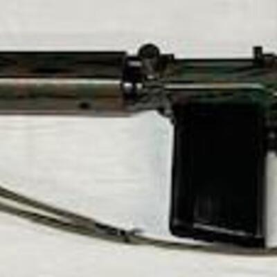 LOT#3: F.A.L. Cal 7.62 Mfg. FN Herstal Cart 7.62 x 51mm Nato