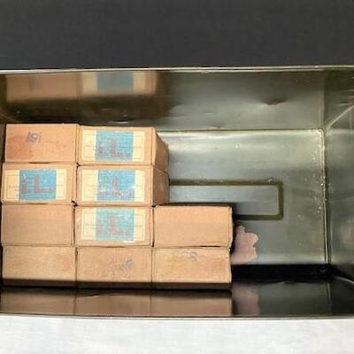 LOT#6: Mauser AP 8mm (11 boxes)