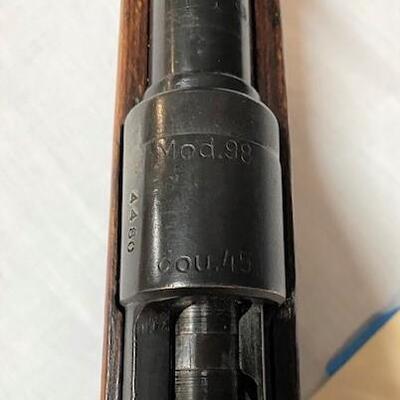 LOT#17: Model 98 DOU 45