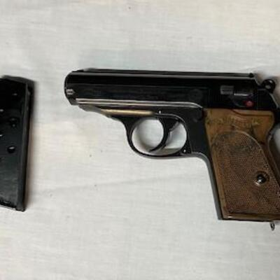 LOT#19: Walther PPK 7.65mm (.32)