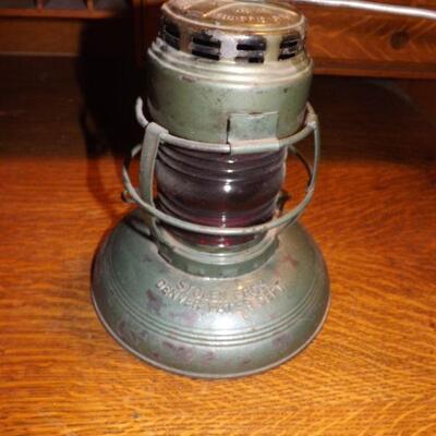 LOT  530  NO. 40 TRAFFIC GARD LAMP