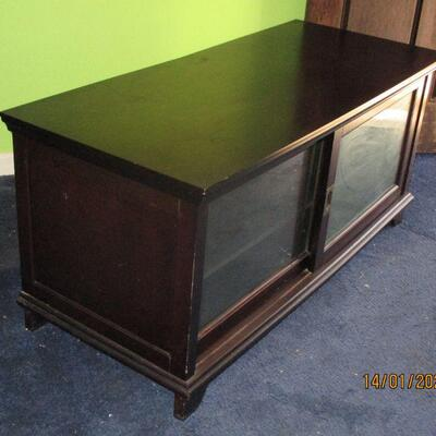 Lot 5 - Entertainment Console LOCAL PICK UP ONLY