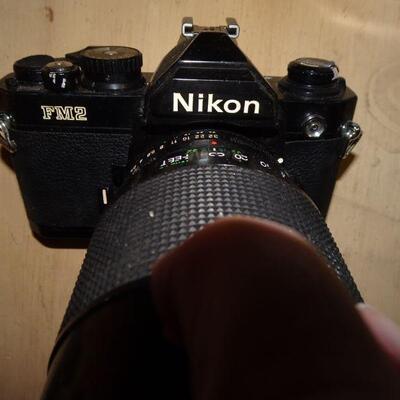Nikon Camera & Quantaray - Zoom lens - 28 mm - 200 mm