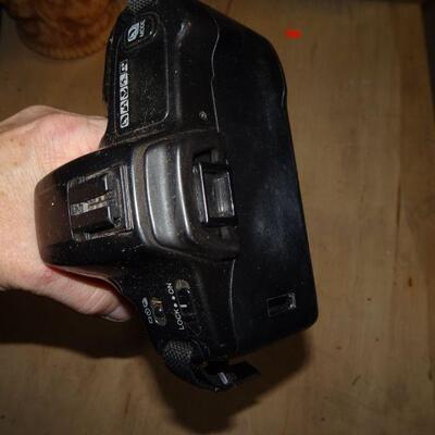 Vintage Minolta Camera