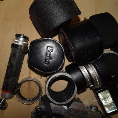 Misc. Canon Camera & Lens