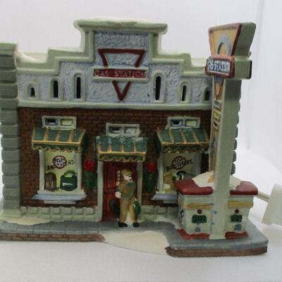 Lot 3 - Gas Station Lighted Building