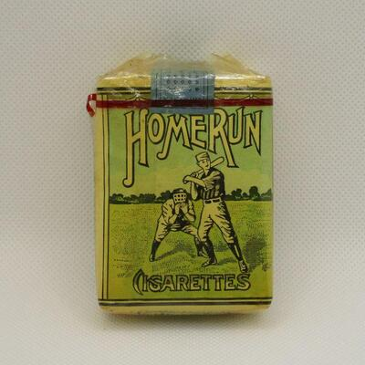 Lot 6 - Never Opened Homerun Cigarettes
