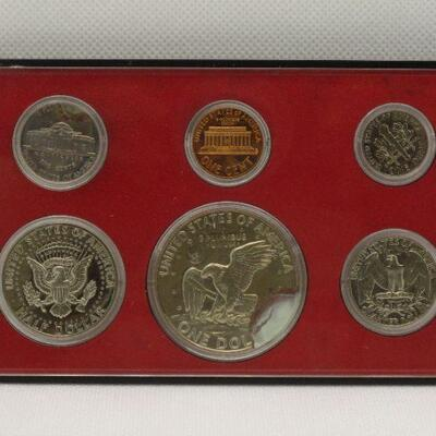 Lot 14 - 1973 S Coin Proof Set