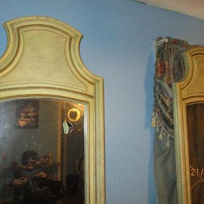 Lot 3 - Stanley Furniture Double Mirror Dresser LOCAL PICKUP ONLY