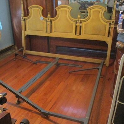 Lot 5 - Stanley Furniture King Size Headboard LOCAL PICKUP ONLY