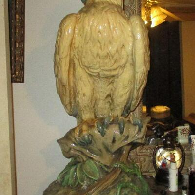 Lot 13 - Very Large Eagle Figure LOCAL PICKUP ONLY