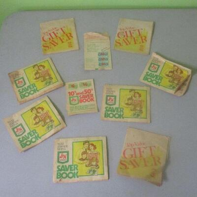 Lot 7 - S&H Green Stamps Books