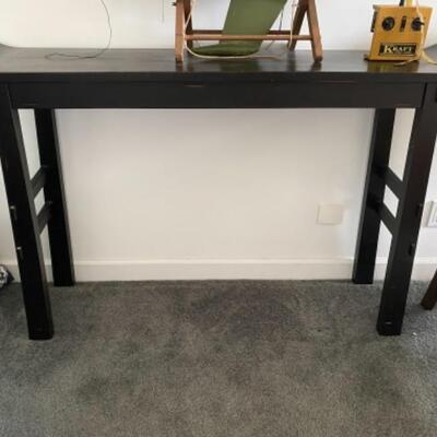 105 Pier I Asian Console Table