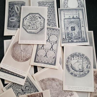 Collection of Vintage Egyptian/Greek (?) Museum Postcards