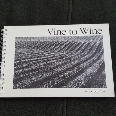 Vine To Wine Book