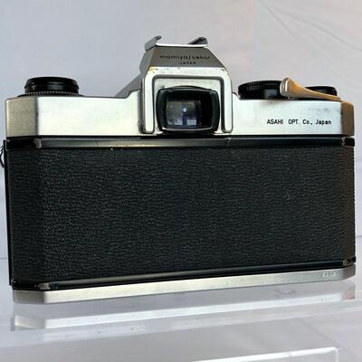 Clean Vintage Pentax Asahi Spotmatic SLR Film Camera