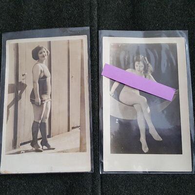 Bathing Beauties Postcards