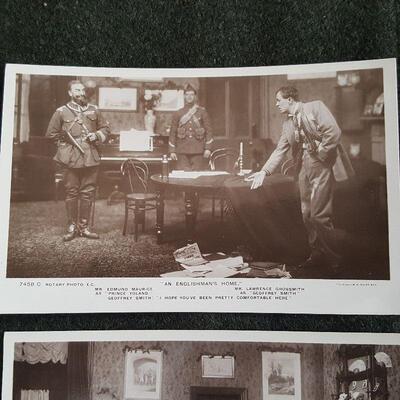 An Englishman's Home Postcard Collection