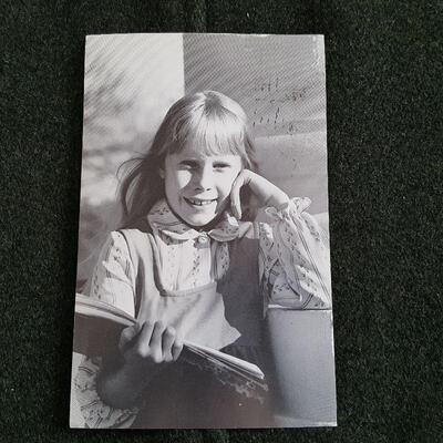 Amy Carter Postcard