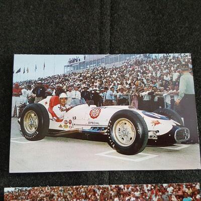 1958 Indianapolis 500 Souvenir Postcards