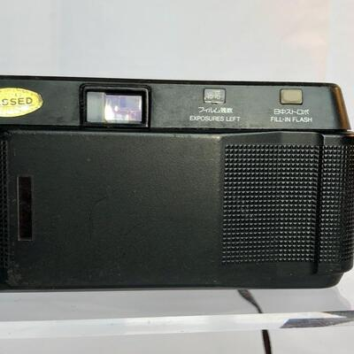 Fuji DX Film Camera