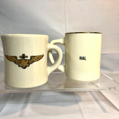 USN Air Reserve Mugs