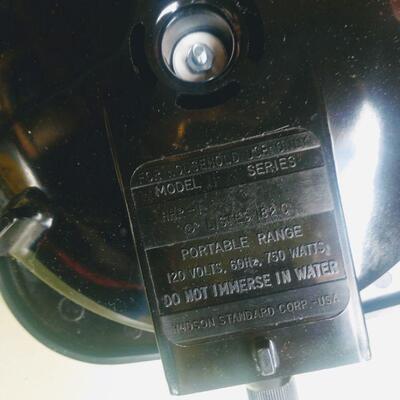 Lot 1 Vintage Portable Range
