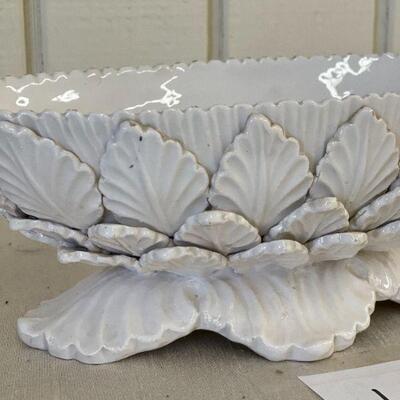 Lot 4 Italy Ceramic Sm Décor Dish
