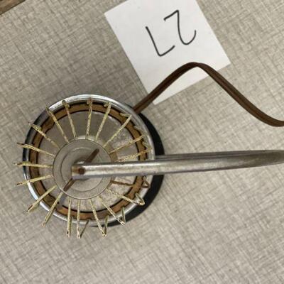Lot 27 Collectible Bird Clock (bird Spins) Very Cool