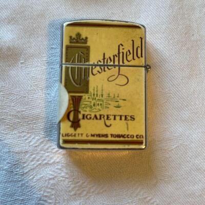 Chesterfield Cigarette Lighter