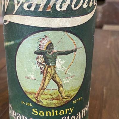 Wyandotte Cleaner and cleanser
