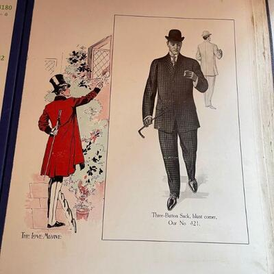 1907 Ed V Price Spring & Summer Catalog Chicago