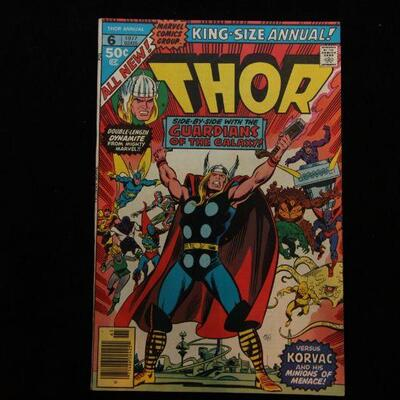Thor King Size Annual #6