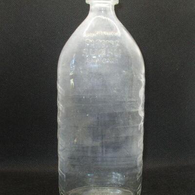 Lot 8 - Parsons Sudsy Ammonia Bottle