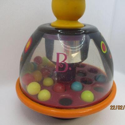 Lot 14 - Child's Popper Toy